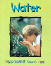 Water (Environment Starts Here!) PDF