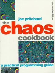 The chaos cookbook by Joe Pritchard