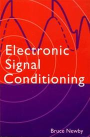 Electronic signal conditioning PDF