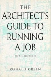 The architect's guide to running a job PDF