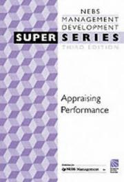 Appraising Performance (Super) PDF