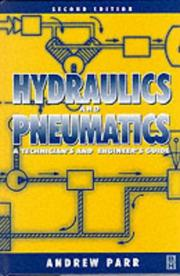 Hydraulics and pneumatics by E. A. Parr
