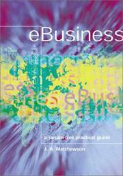 e-Business - A Jargon-Free Practical Guide PDF