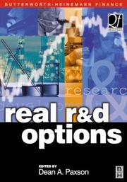 Real R & D Options PDF