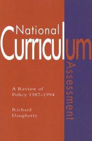 National curriculum assessment PDF
