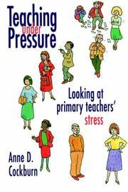 Teaching under pressure PDF