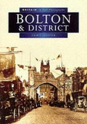 Bolton & District
