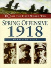 Spring Offensive, 1918 PDF
