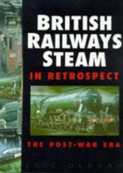 British Railways steam in retrospect