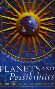 Planets and Possibilities by Susan Miller