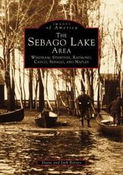 The Sebago Lake area PDF