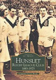 Hunslet Rugby League Football Club (Images of Sport) PDF