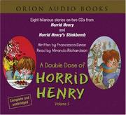A Double Dose of Horrid Henry, Volume 5 PDF