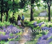 Country Passions PDF