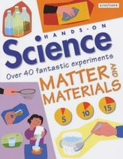 Matter and Materials (Hands-On Science) PDF
