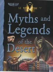 Myths and legends of the desert PDF