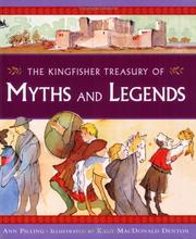 The Kingfisher Treasury Myths and Legends PDF