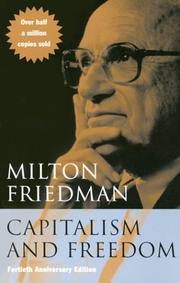 Capitalism and freedom PDF