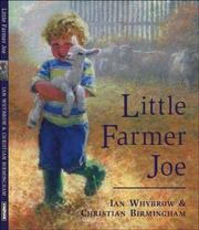 Little farmer Joe by Ian Whybrow