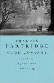 Good company by Frances Partridge