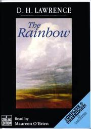 Cover of: The Rainbow (John Putnam Thatcher Mysteries) by D. H. Lawrence