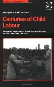 Centuries of Child Labour
