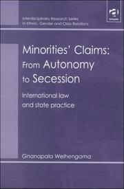 Minorities' claims PDF