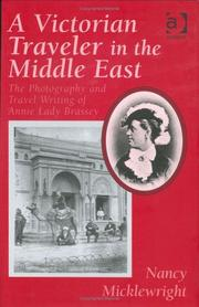 A Victorian traveler in the Middle East PDF