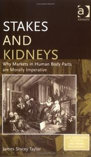 Stakes And Kidneys PDF
