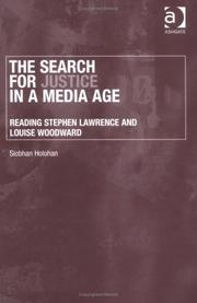 The search for justice in a media age by Siobhan Holohan