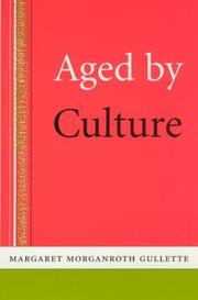 Aged by Culture PDF