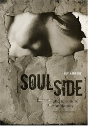 Soulside by Ulf Hannerz