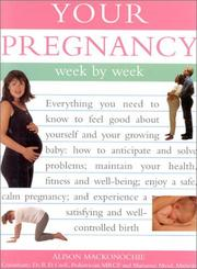 Your pregnancy by Alison Mackonochie