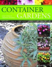 Container Gardening by Stephanie Donaldson