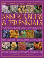 The Gardener's Practical Guide to Annuals, Bulbs and Perennials PDF