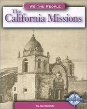 Cover of: The California missions by Ann Heinrichs