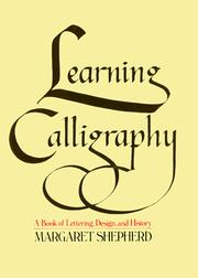 Learning calligraphy PDF