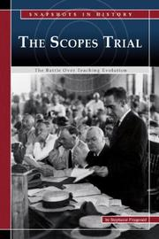 The Scopes Trial by Stephanie Fitzgerald