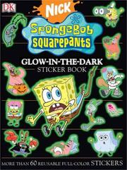 SpongeBob SquarePants Glow-in-the-Dark Sticker Book PDF