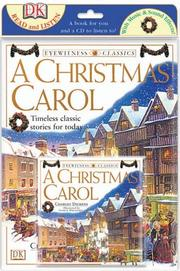 Cover of: A Christmas Carol (Read & Listen Books) by Charles Dickens, Andrew Sachs
