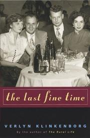 The last fine time by Verlyn Klinkenborg