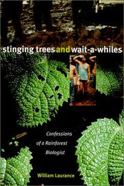 Stinging Trees and Wait-a-Whiles PDF