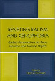 Resisting Racism and Xenophobia PDF