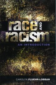 Race and racism PDF
