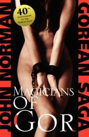 Cover of: Magicians of Gor by John Norman