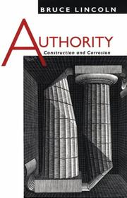 Authority by Bruce Lincoln