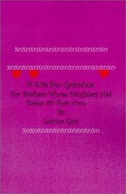 A Kiss for Grandma PDF