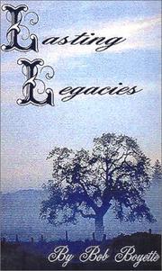 Lasting Legacies PDF