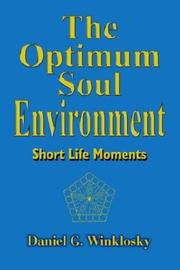 The Optimum Soul Environment PDF
