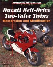 Ducati Belt-Drive Two-Valve Twins PDF